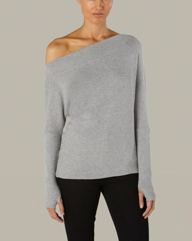 Enza Costa - Sweater Knit Slouch Top