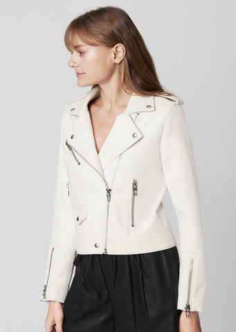 Blank NYC - Naked Eye Jacket - White