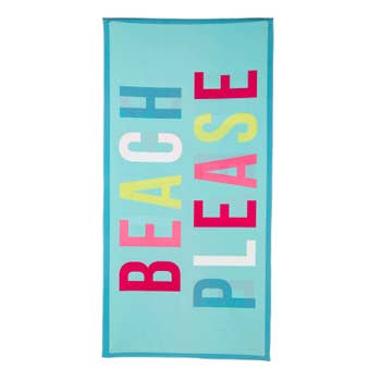 Olive and Bette's - Beach Please Towel