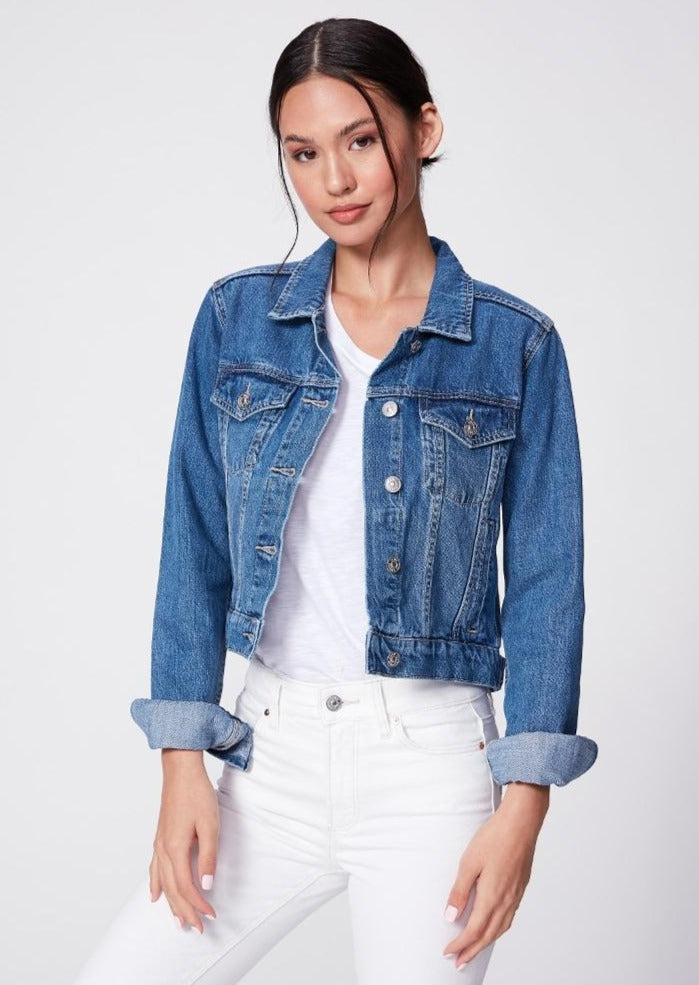 Relaxed Vivienne Jacket - Sunday