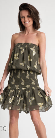 MUCHE ET MUCHETTE - Butterfly Tube Dress