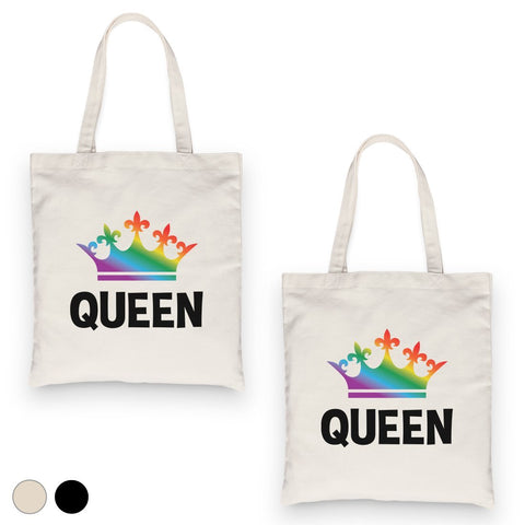 Olive and Bette's - Queen Rainbow Bag