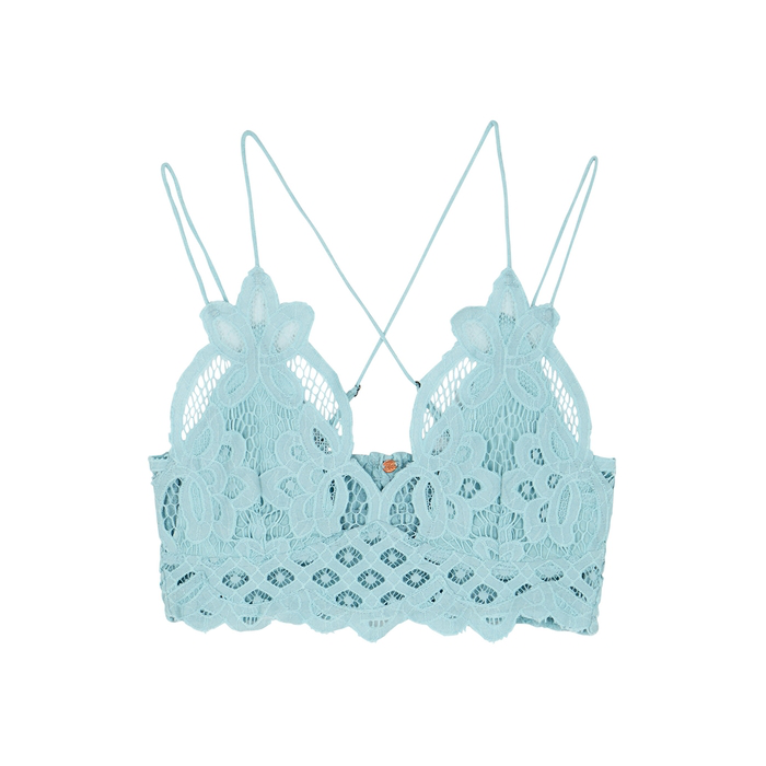 Free People - Adella Bralette - Hawaiian
