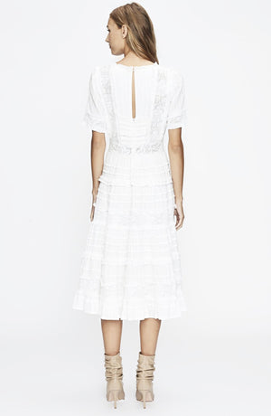 LOVE the LABEL - Eyelet Inset Dress