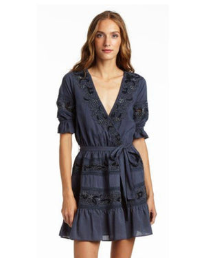 LOVE the LABEL - La Vie Wrap Dress