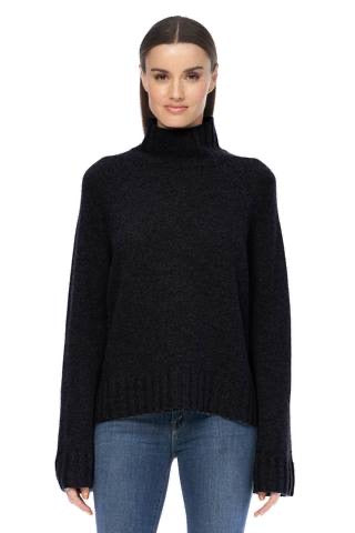 360 Cashmere - Leighton Sweater - Black