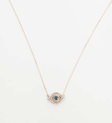 Adina Reyter - Evil Eye Necklace