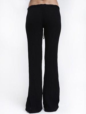 Félicité - Draw String Pant - Black