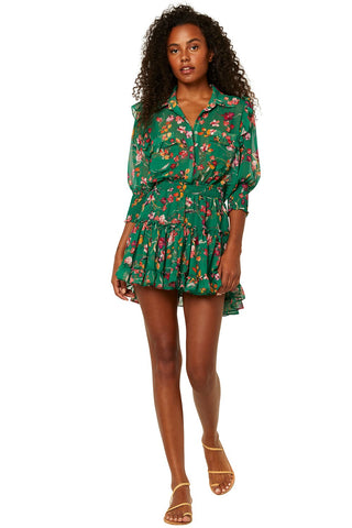 MISA- Lillian Kelly Bloom Dress