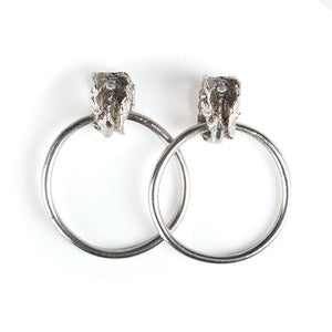 La Mujer Earrings - Medium