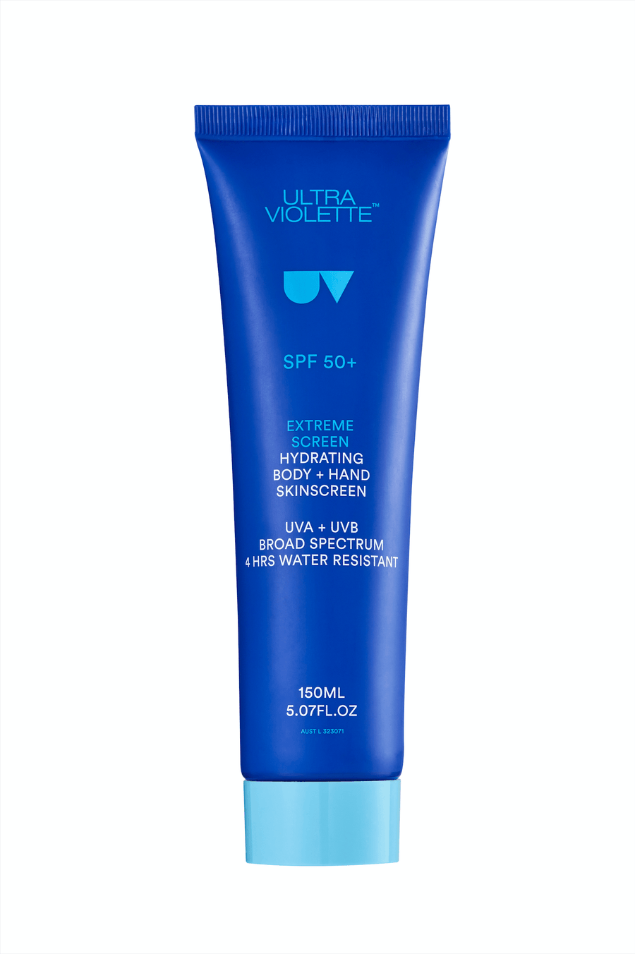 Extreme Screen Hydrating Body and Hand SPF 50+