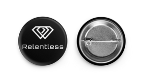 Everyday Relentless Button Pin