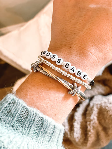 Boss Babe Bracelet Set