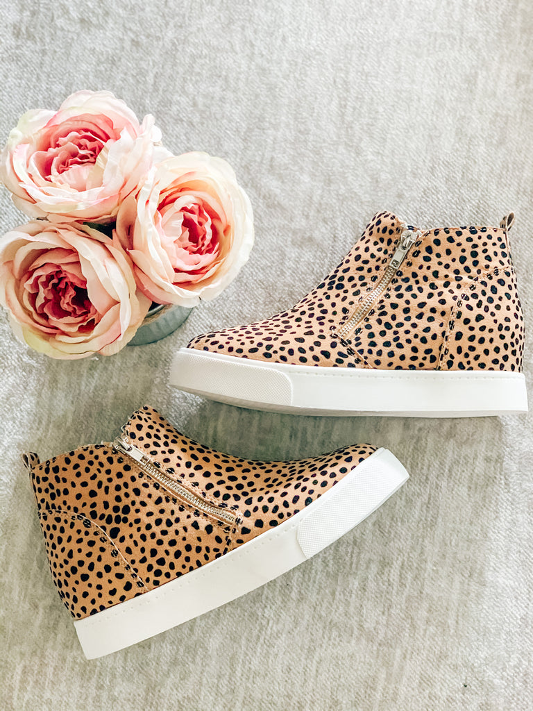 Cheetahlicious Sneakers