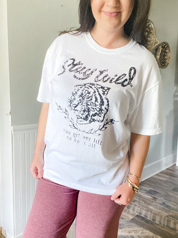 Stay Wild Graphic Tee
