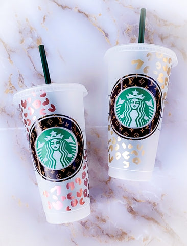 Starbucks Lux Cold Cups
