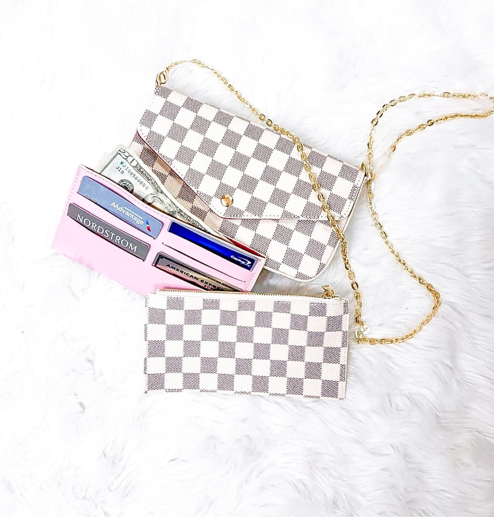Recital Lux Crossbody