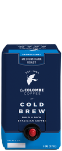 Can of Cold Brew on Tap Fridge Pack.