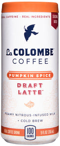 Image of Pumpkin Spice Draft Latte