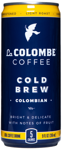 Can of Cold Brew - Colombian.