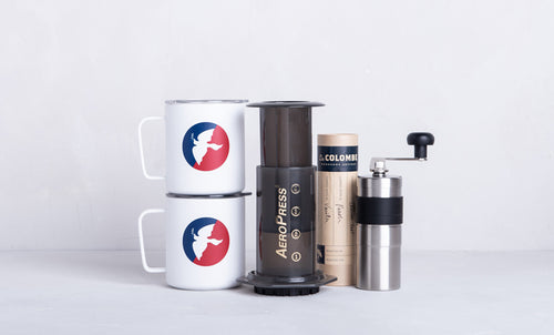 Camp Brewing Kit