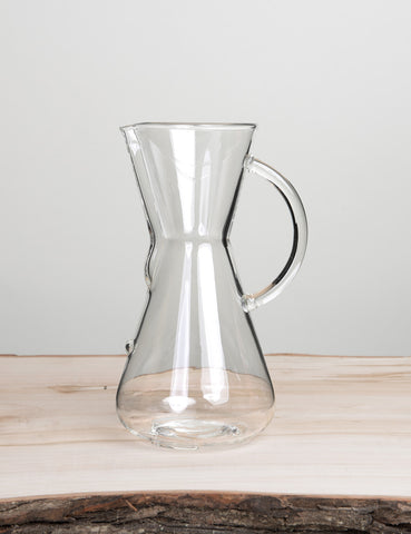 Glass Handle Chemex Coffeemaker 3 Cup