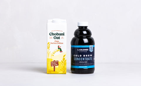 Chobani® Oat Barista Edition Cold Brew Bundle