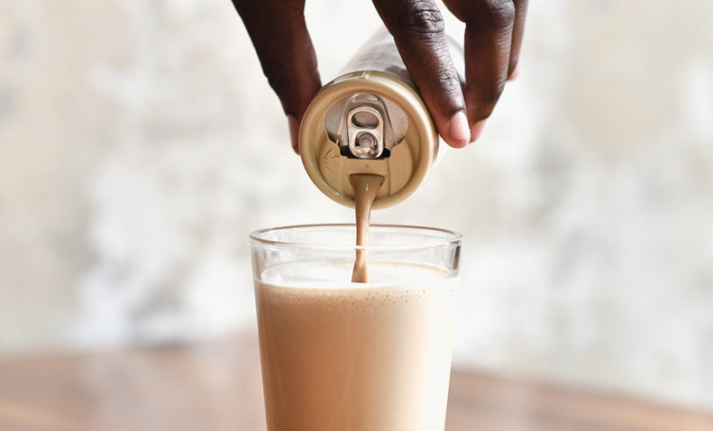 Coconut Milk - Draft Latte