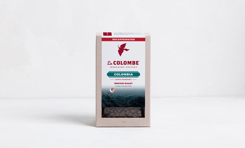 Colombia - Santa Barbara Decaf