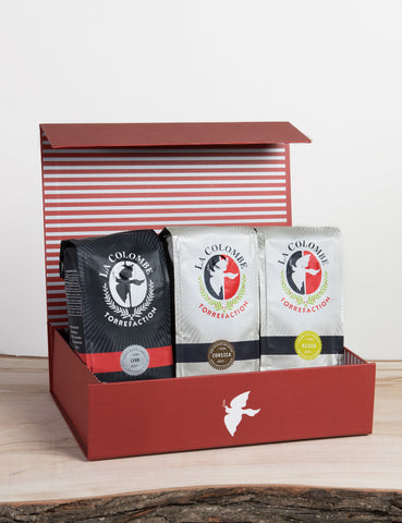 DIY Classic & Reserve Blends Gift Box