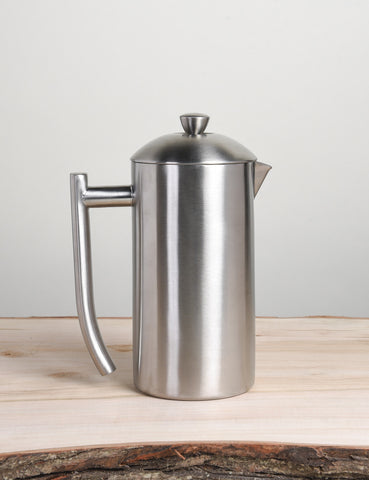Frieling French Press Brushed Finish