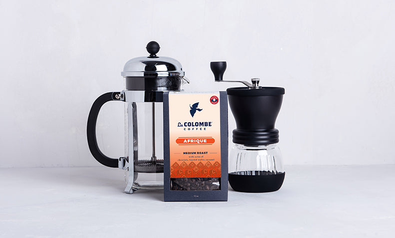 French Press Starter Kit