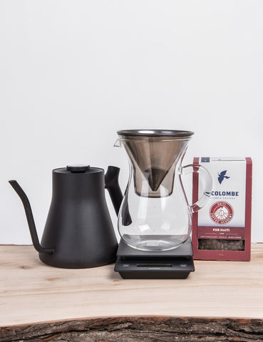 Pourover Enthusiast Kit