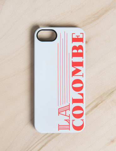 La Colombe Limited Edition iPhone 5 Case