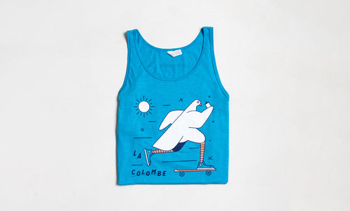 Summer Dove Tank Top