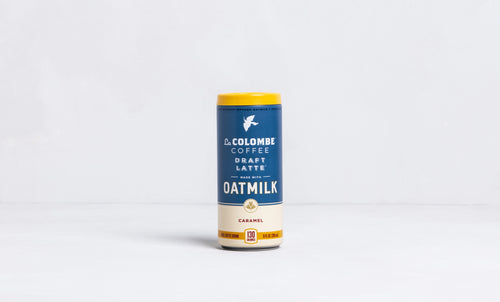 Oatmilk Draft Latte - Caramel Gift Subscription