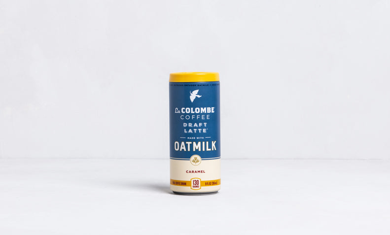 Oatmilk Draft Latte - Caramel