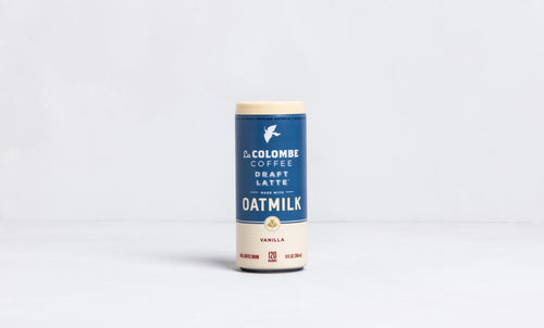 Oatmilk Draft Latte - Vanilla Gift Subscription