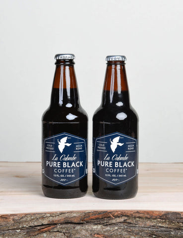 Pure Black - 2 Pack