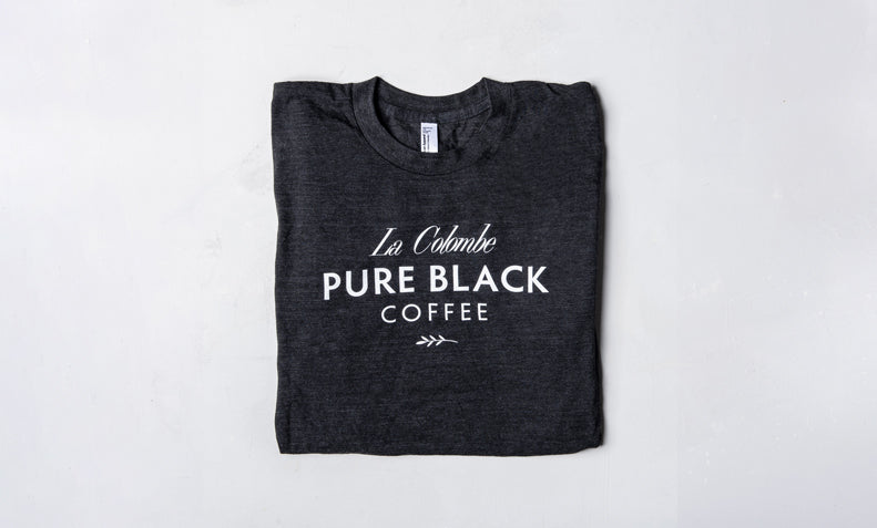 Pure Black T-shirt