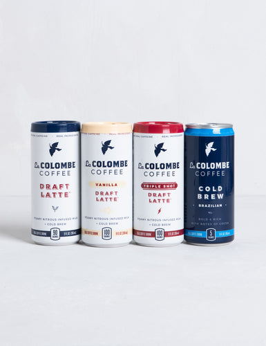 Red, White & Cold Brew Pack