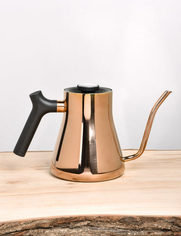 Copper Stagg Kettle