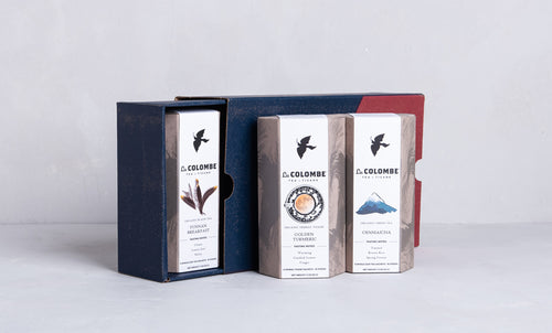 Tea Enthusiast Gift Box