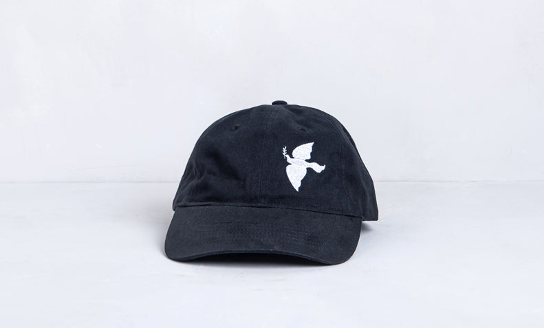 Unconstructed Dove Cap