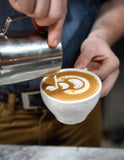 Latte Art Course July 16th (bis)