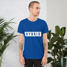 Load image into Gallery viewer, BLUE HYBRID TEE