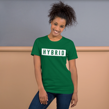 Load image into Gallery viewer, GREEN HYBRID TEE