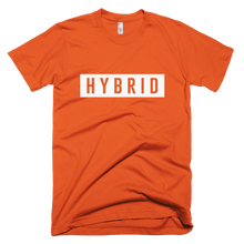 Load image into Gallery viewer, ORANGE HYBRID TEE