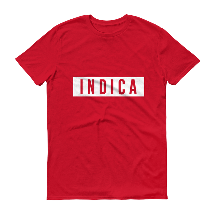 RED INDICA TEE