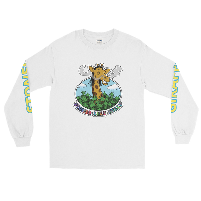 STONED GIRAFFE LONG SLEEVE